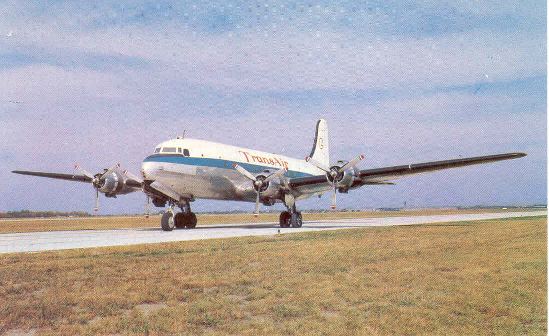 TransAir Ltd DC 4 AI 1