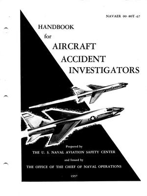 Aircraft Accident Investigations