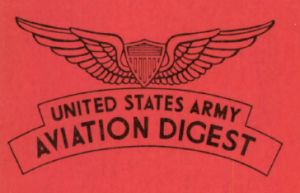 United States Army Aviation Digest