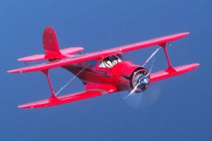 Model 17 Staggerwing
