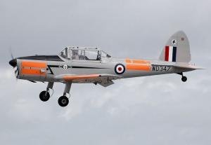 Avialogs Aviation Library Dhc 1 Chipmunk