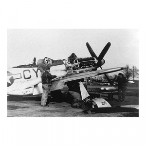 P-51 Mustang - Maintenance TO