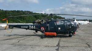 SA316 & SA 319 Alouette III
