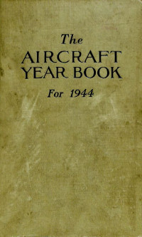 1944 Aircraft Year Book