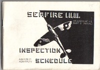 A.P. 2280A,B,C Part 2. (Naval) - Seafire I,II,III - Inspection Schedule