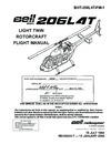 2651 Bell 206 L4T Flight Manual