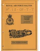 AD/14/01/PET RAF - Adour Course Notes - Fuel System Control