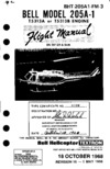 BHT-205A1-FM-3 Bell Model 205A-1 Flight Manual