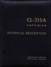 Canadair CL-215A Technical Description