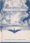 Aerology series - Number 2 - Thunderstorms