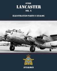 EO 05-25A-4 Lancaster Mk. 10 Parts List