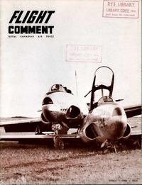 RCAF Flight comment 1960-2