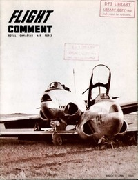 RCAF Flight comment 1960-2