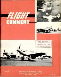 RCAF Flight comment 1956-4