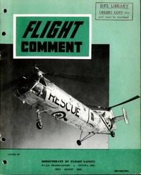 RCAF Flight comment 1955-4