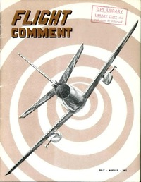 RCAF Flight comment 1957-4