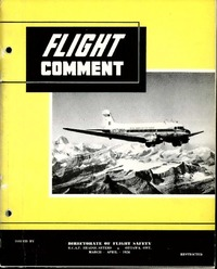 RCAF Flight comment 1956-2