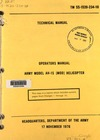 2644 TM 55-1520-234-10 Operators Manual Army Model AH-1S Helicopter