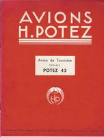 Avion H. Potez 43