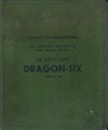 Manual of instructions for operation, maintenance and rigging of the De Havilland Dragon-six (Type D.H.89)