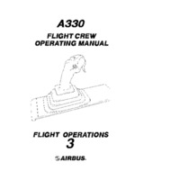 Airbus 330 FCOM - Flight Operations - Volume 3