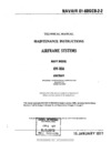 Navair 01-60GCB-2-2 Maintenance Instructions Airframe Systems Navy Model OV-10A