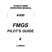 Flight Crew Operating Manual A330 FMGS Pilot's Guide 4
