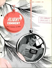 RCAF Flight comment 1958-6