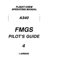 Flight Crew Operating Manual - A340 FMGS Pilot's Guide 4