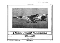 3320 FB-111A Aardvark Standard Aircraft Characteristics - November 1974