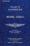 Report 5183 - Vought Kingfisher Pilot's handbook Model OS2U-I