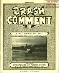 Crash Comment 1953 - 1