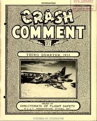 Crash Comment 1953 - 3