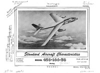 2826 Boeing Model 450-166-38 Standard Aircraft Characteristics - 5 January 1954