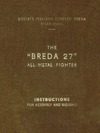 The Breda 27 All-Metal fighter - Instructions for Assembly and rigging