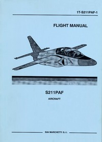2275 S-211 Flight Manual (1T-S211PAF-1) 8 March 1994