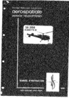 SA 319B Alouette III - Manuel d'instruction - Tome 1
