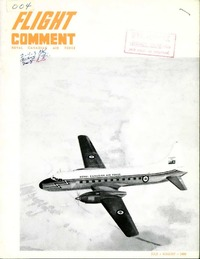 RCAF Flight comment 1959-3