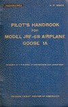 A.P. 2090A Pilot's Handbook for the Model JRF-6B Airplane Goose 1A