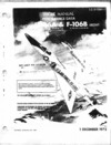 T.O. 1F-106A-1-1 Flight Manual Performance Data USAF F-106A & F-106B