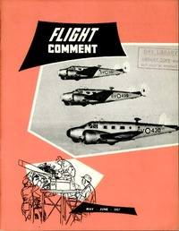 RCAF Flight comment 1957-3