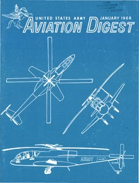 United States Army Aviation Digest - January 1968