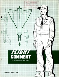 RCAF Flight comment 1958-2