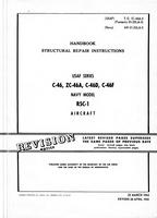 T.O. 1C-46A-3 Structural Repair Instructions C-46, ZC-46A, C-46D, C-46F