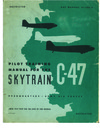 AAF Manual 51-129-2 Pilot Training Manual for C-47 Skytrain