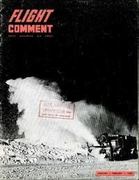 RCAF Flight comment 1960-1