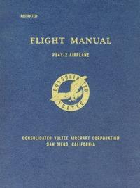Flight Manual PB4Y-2 Airplane