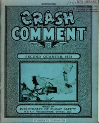 Crash Comment 1953 - 2
