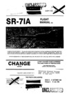 SR-71A Flight Manual