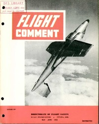 RCAF Flight comment 1955-3